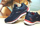 Кроссовки мужские BaaS Trend System - М сине-красные 44 р., фото 7