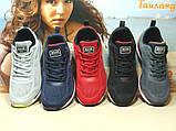 Кроссовки мужские BaaS Trend System - М сине-красные 44 р., фото 9