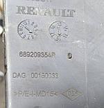 Заглушка консолі права Рено Твінго 3 б/в, фото 3