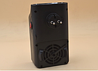 ОПТ ОПТ Портативний обігрівач з пультом Flame Heater 1000 Вт, фото 2