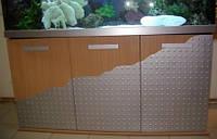 Подставка Акватика из металла с обшивкой ДСП