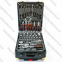 Набор инструментов gold diamond 399. Большой набор инструментов и ключей 399 предметов (Набір інструментів)