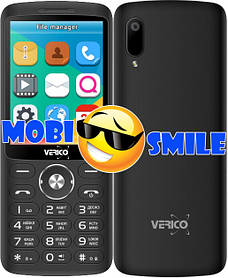 Мобильный телефон Verico Style S283 Black Гарантия 12 месяцев