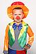 Карнавальный костюм Клоун №4, фото 2