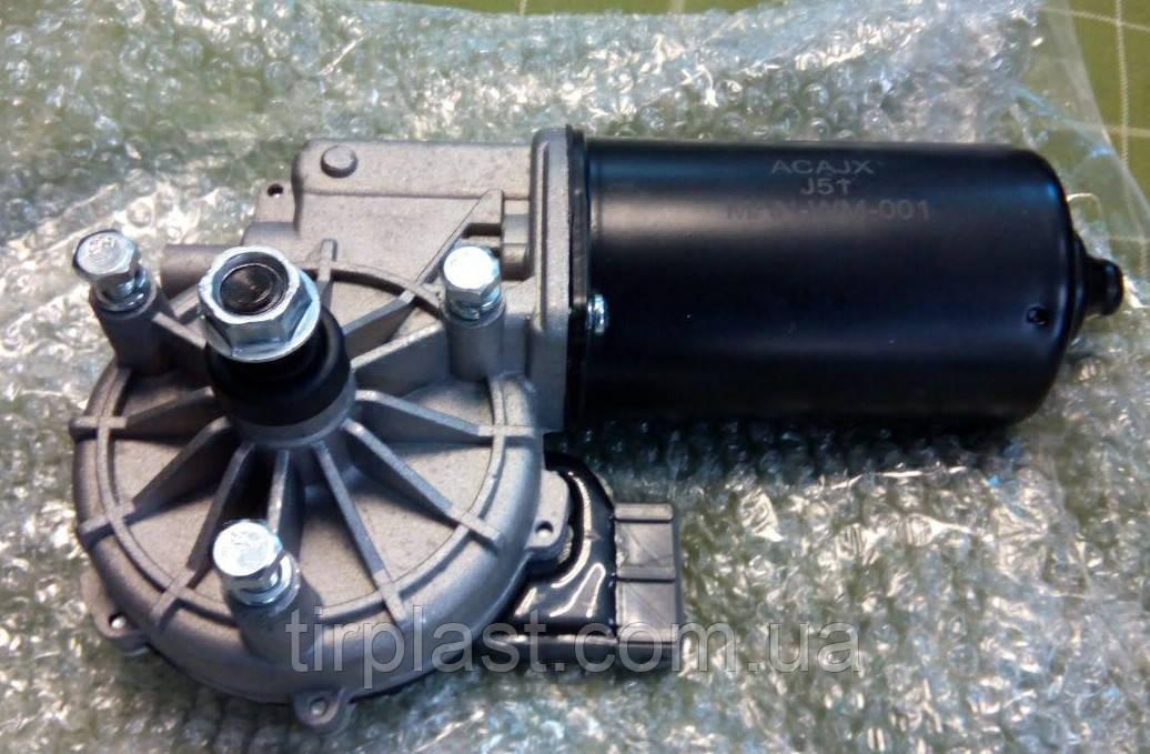 Мотор стеклоочистителя MAN TGA TGX TGL моторчик трапеции дворников МАН ТГА ТГХ ТГЛ 5pin