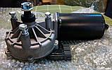 Мотор стеклоочистителя MAN TGA TGX TGL моторчик трапеции дворников МАН ТГА ТГХ ТГЛ 5pin, фото 4