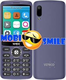 Мобильный телефон Verico Style S283 Blue Гарантия 12 месяцев