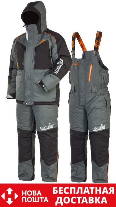 Зимовий костюм для риболовлі Norfin Discovery 2 452005-XXL