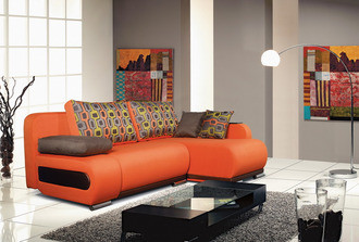 Угловые диваны фабрика «РУН-мебель»