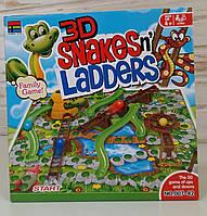 Настольная игра Змеи и лестницы 7335
