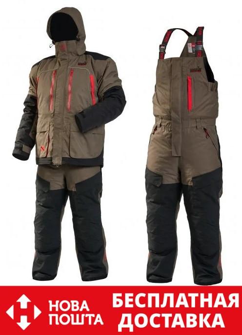 Зимний костюм для рыбалки Norfin EXTREME 4