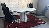 Стол TML-800 белый мрамор 150/200х90 (бесплатная доставка), фото 3