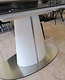 Стол TML-800 белый мрамор 150/200х90 (бесплатная доставка), фото 4