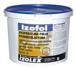 Izofol (Изофоль) - полимерная гидроизоляционная мембрана (ведро - 4кг)