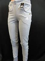 Молодежные спортивные штаны с манжетами. Арт. 17001