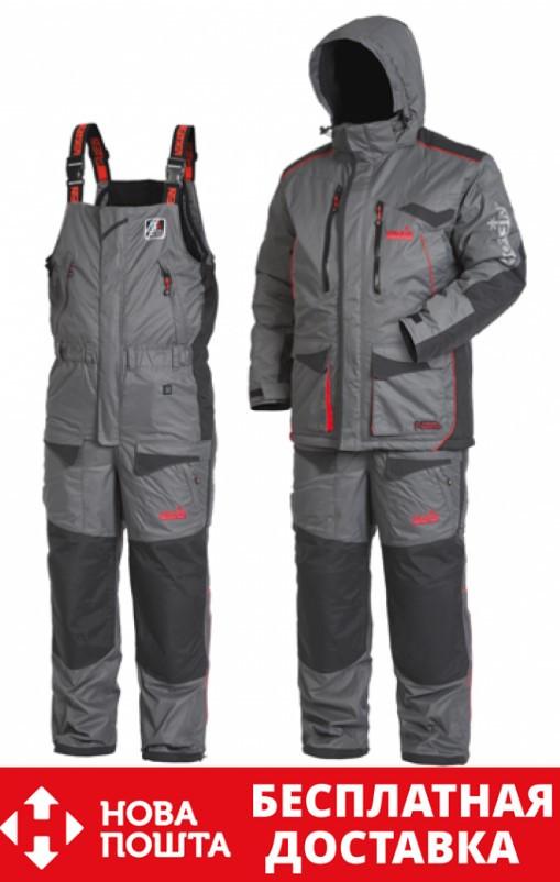 Зимовий костюм для риболовлі Norfin DISCOVERY HEAT -40 ° 455 101-S