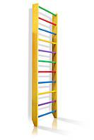 Шведская стенка для детей - 0-220 (yellow)