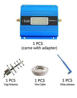 Комплект усиления мобильной связи Lintratek KW13A Starter Kit 935- 960 МГц.