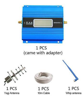 Комплект посилення мобільного зв'язку Lintratek KW13A Starter Kit 935 - 960 МГц.