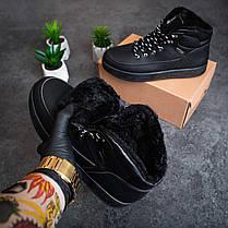 """Зимние ботинки с мехом Haroso Fly """"Черные"""", фото 3"""
