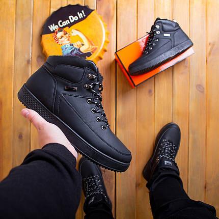 """Зимние ботинки с мехом Haroso Fly """"Черные"""", фото 2"""