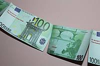 "Денежная гирлянда ""Успех"" - евро (1,60 м), фото 1"