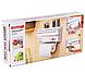Кухонный диспенсер для бумажных полотенец, пищевой пленки и фольги triple paper dispenser, фото 5