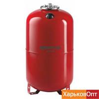 Расширительный бак системы отопления Aquasystem VRV 50 л (вертикальный) Италия