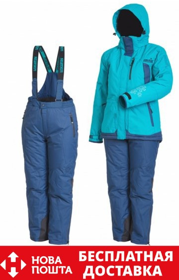 Зимовий костюм Norfin Snowflake 2 (-25 °) 532003-L