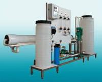 Установка обратного осмоса тип УОФ-6000, производительностью до 6000