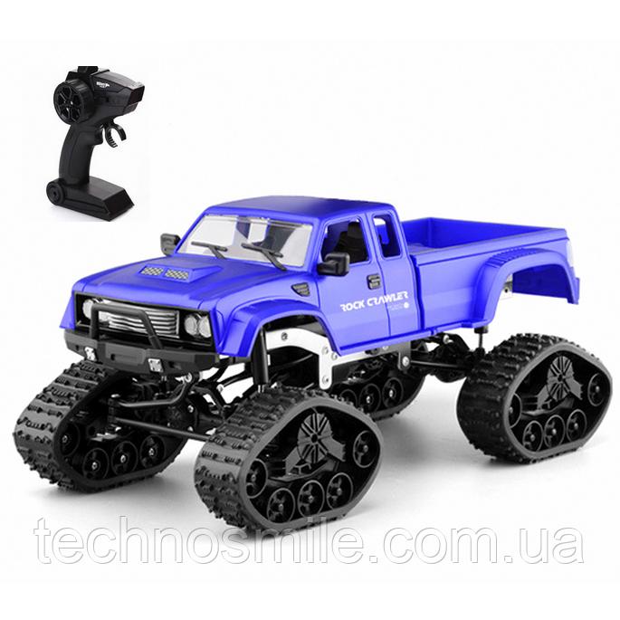 Гусеничний краулер на радіокеруванні,4WD Rock Crawler повний привід FY002В