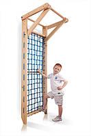 Веревочная сетка детская c турником  «Baby 7- 220»