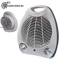 Тепловентилятор портативный электрический обогреватель дуйка для обогрева дома Opera OP-H0001 Digital 2кВт