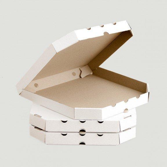 Коробка для пиццы из картона d=30см 2 упаковки по 50шт