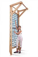 Гладиаторская сетка для детей c турником  «Baby 7- 240»