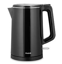 Чайник-термос электрический Magio MG-986 черный