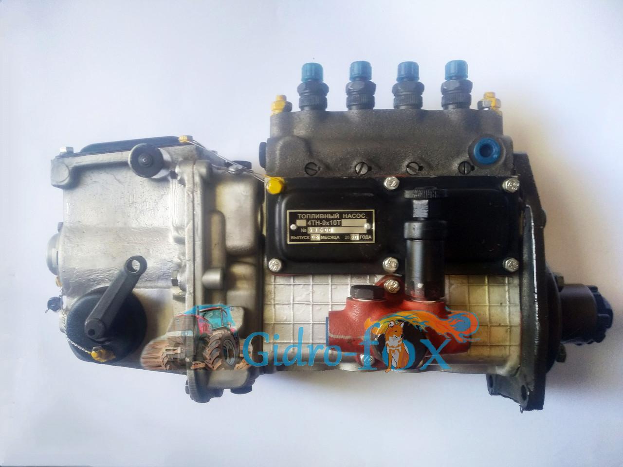 Топливный насос (топливная аппаратура) ТНВД А-41, ДТ-75 Кт.Н. 41-16С1А, 4ТН-9х10Т, 1242-16С1