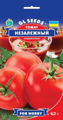 Семена Томата Незалежный (0.2г), For Hobby, TM GL Seeds