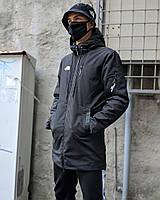Куртка демісезонна чоловіча The North Face чорна