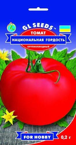 Семена Томата Национальная Гордость (0.2г), For Hobby, TM GL Seeds