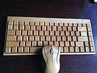 Ibambootech Wi-Fi клавиатура и мышь