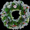 Різдвяні вінки
