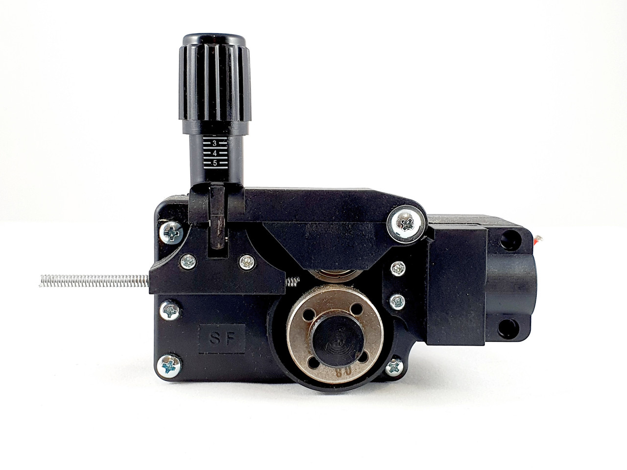 Подающий механизм для полуавтомата MIG 24 В 40 Вт