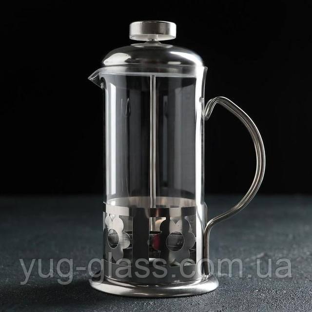 Чайник заварочний френч-пресс