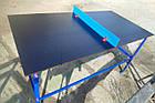 Тенісний стіл для вулиці., фото 5