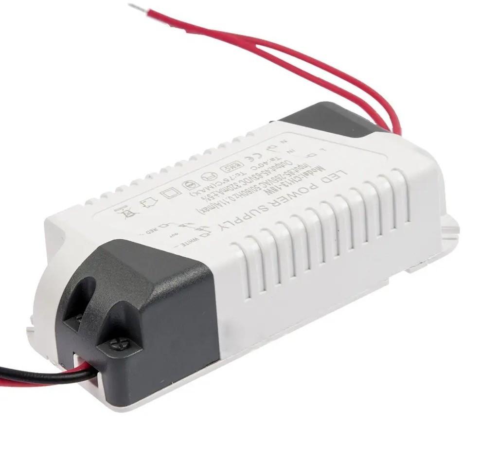 Драйвер світлодіода LD 4-7x1W 220V IP20 External