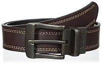 Ремень  LEVIS Men's 38 mm Flat Lam Reversible Belt  NEW