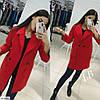 Пальто женское кашемировое, фото 5
