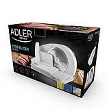 Ломтерезка слайсер Adler AD 4701, мощность 200Вт, фото 2