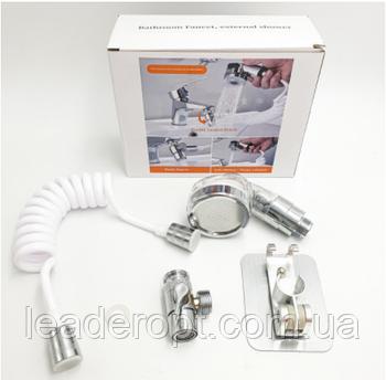 ОПТ Душевая система на умывальник  Modified Faucet With external Shower